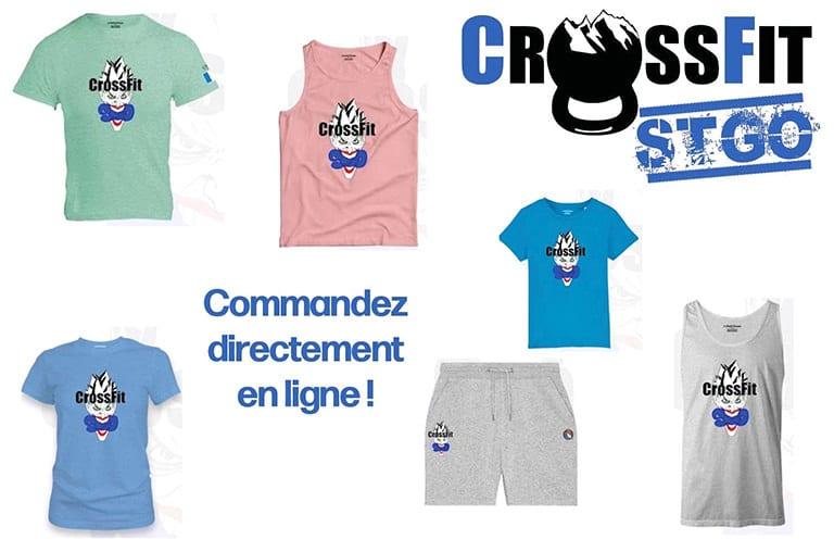Logo CrossFit St-Go Boutique